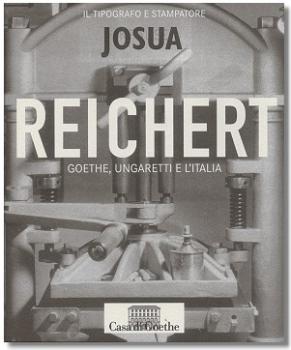 Der Drucker und Typograph Josua Reichert