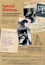 Special Delivery. Von Künstlernachlässen und ihren Verwaltern