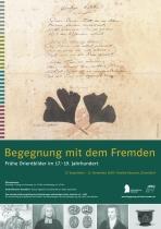 Begegnung mit dem Fremden. Frühe Orientbilder im 17. - 19. Jahrhundert